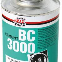 Негорючий универсальный клей для резины и металла ВС 3000 разработан специально для производственных нужд при гуммировке больших поверхностей и емкостей, там где применение другой версии клея — SC 2000 невозможно из-за относительно малой жизнеспособности вещества.