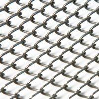 сетка транспортерная плетеная одинарная